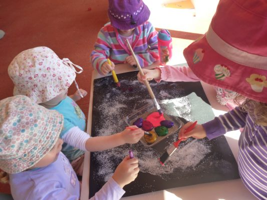 Likovno obrazovanje, kreativnost kroz sve aktivnosti